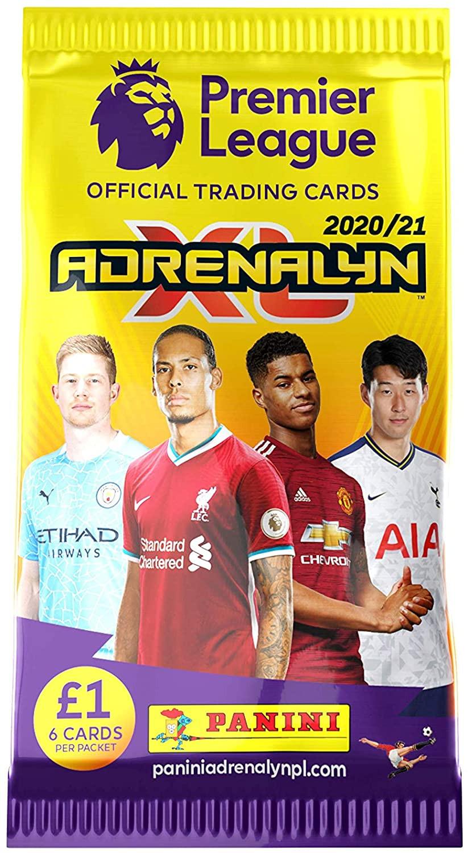 Panini Premier League 2020//21 Adrenalyn XL Classic Tin