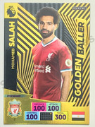 Panini Adrenalyn XL Premier League 2020/21 Mohamed Salah Golden Baller
