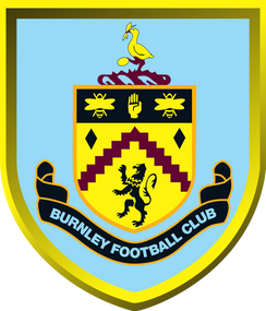 Burnley Football Cards Club Badge