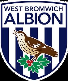 West Brom Football Club Crest