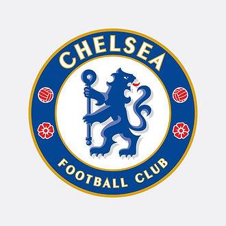 Chelsea Football Cards Club Badge