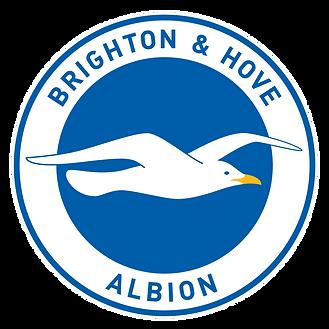 Brighton Football Cards Club Badge