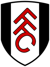 Fulham Football Cards Club Badge