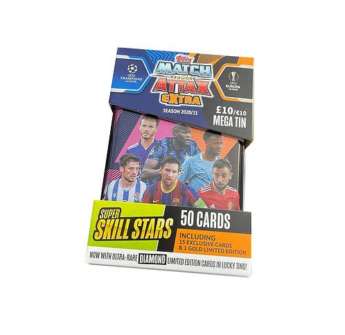 Mega Tin - Topps Match Attax Extra 2020/21