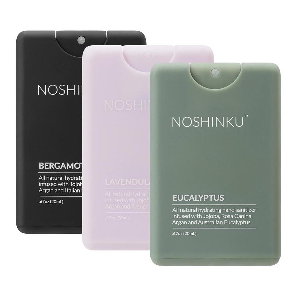 Nashinku Pocket Hand Sanitizer Discovery Pack Multiple Scents
