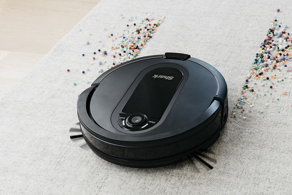 Shark IQ Robot with Self Empty Vacuum