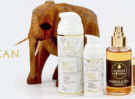 AURUMafrica erhältlich bei www.ritavita.ch Onlineshop