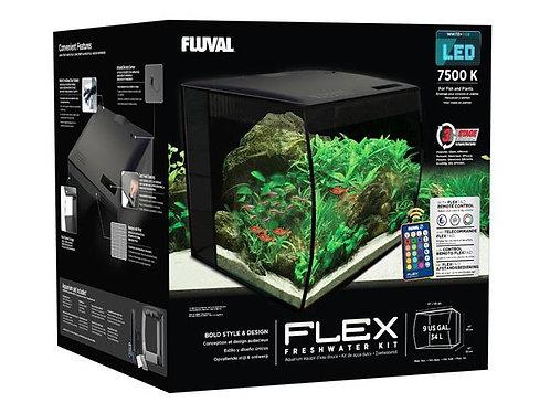 FLUVAL FLEX 57L AQUARIUM KIT 41X39X39CM