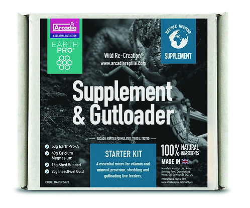 Arcadia Earth Pro Supplement Starter Kit