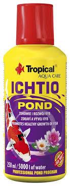 ICHTIO POND 250ML (WHITE SPOT)