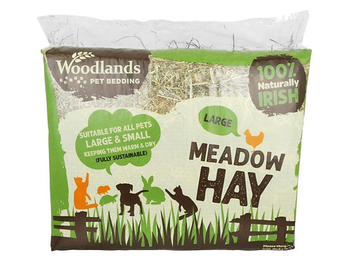 WOODLANDS LARGE MEADOW HAY 2.25KG