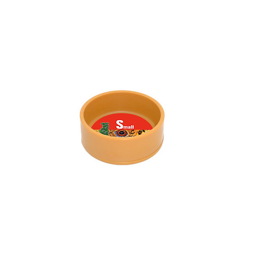HabiStat Round Plastic Water Bowl med