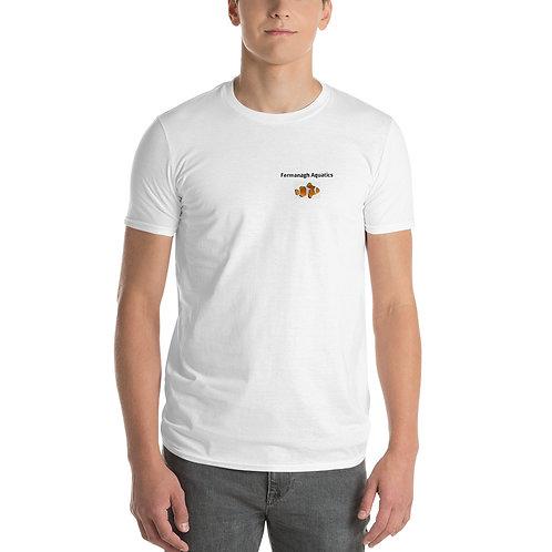 Short-Sleeve T-Shirt Fermanagh Aquatics (ClownFish)