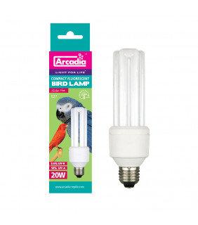 Arcadia Bird Compact Bulb, 2.4%, 20 Watts