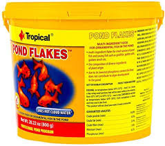POND FLAKES 1OOOML TIN