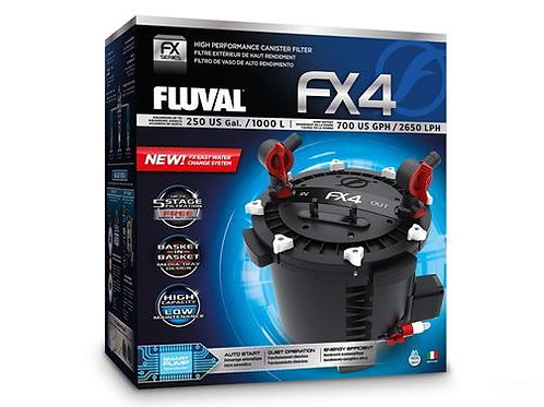 FLUVAL FX4 EXTERNAL FILTER UP TO 1000L
