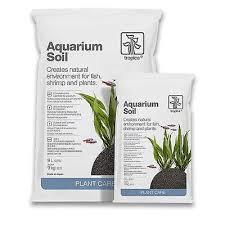 Aquarium SOIL POWDER 3L