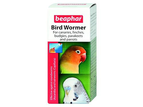 *NI BEAPHAR BIRD WORMER 10ML