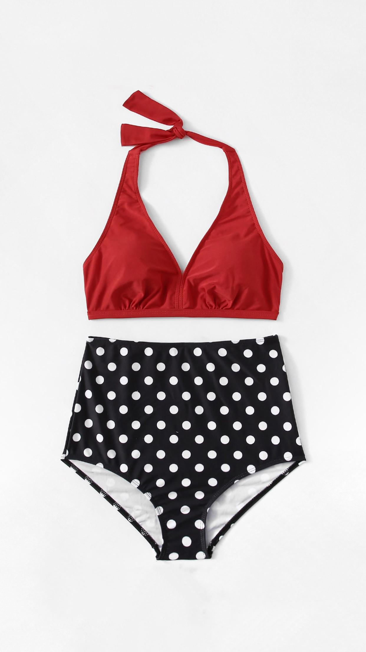 Bikini cintura alta