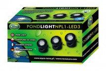 NPL1 pond led lights