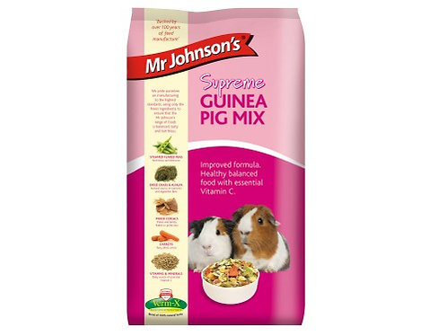 MR JOHNSON GUINEA PIG 900G