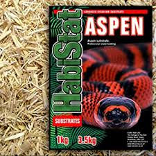 HabiStat Snake Bedding (Aspen)  5L PLUS