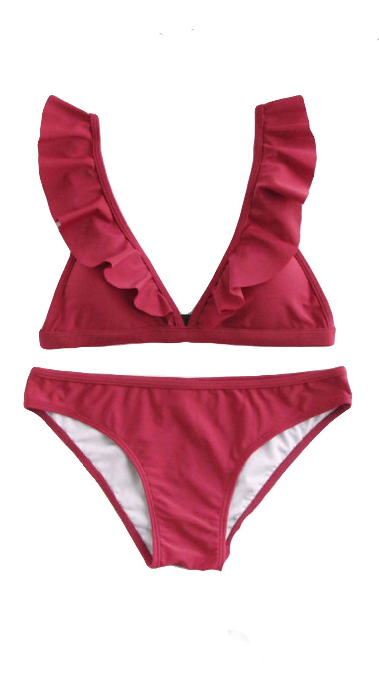 Bikini Rojo