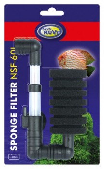Air Sponge Filter single 60l