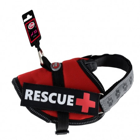 Strong dog harness - RESCUE+ - Colours-SIZE