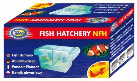 Fish Hatchery size:20cm x 10,5cm