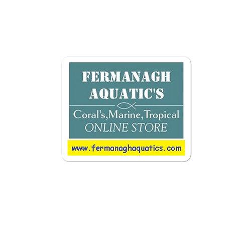 Fermanagh Aquatics stickers