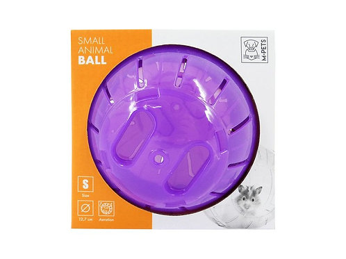 MPETS HAMSTER BALL PURPLE 7""