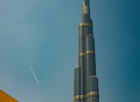 Dizzy Dubai