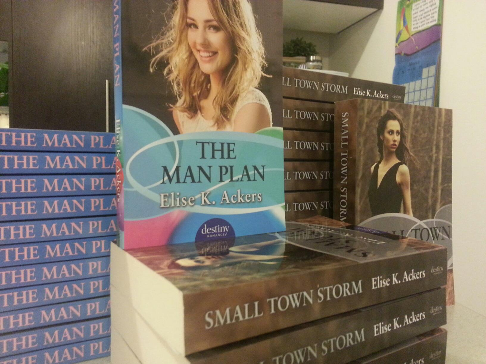 The Man Plan, Elise K Ackers