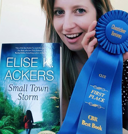 Small Town Storm, Elise K. Ackers