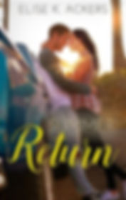 Summer Return Elise K. Ackers romance contemporary rural