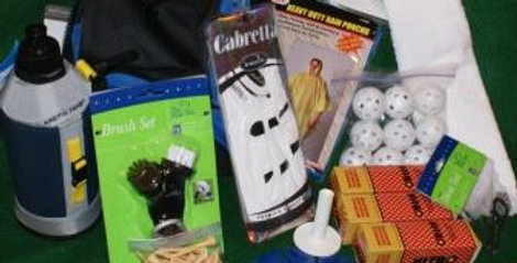 Golfer's Gift Set