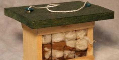 Nest Building Fiber Box