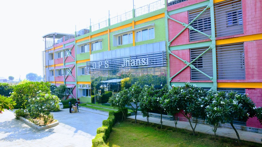 Our Main Campus in Dongri