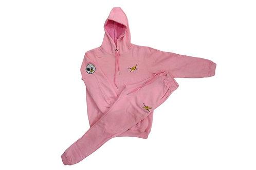 Baby Pink Track Set