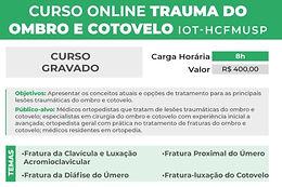 Curso Online: Trauma do Ombro e Cotovelo