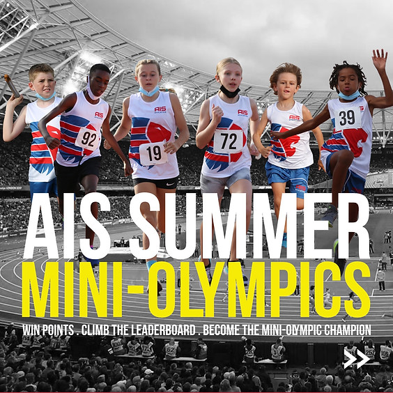 AIS Summer Mini - Olympics