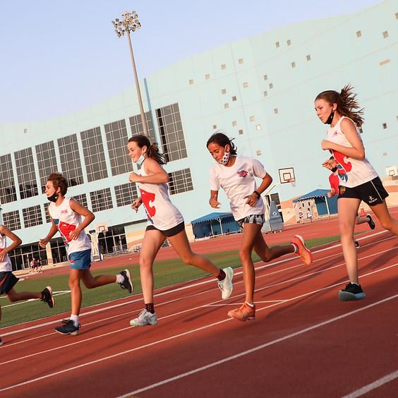 Half-Term Track & Field Athletics Camp