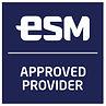 ESM Approved Provider