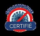 Certification anti-COVID