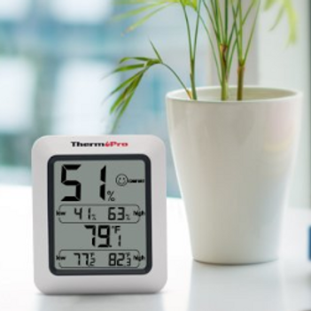ThermoPro TP50 Digital Hygrometer / Thermometer Humidity
