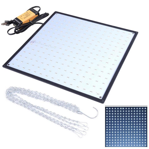 22w Ultra-thin Panel LED Grow Light for Indoor Growing