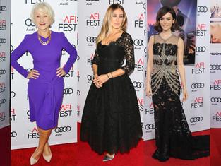 Best Looks: AFI Fest 2016