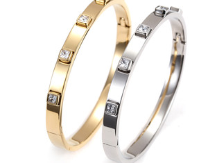 New! Finest 316L Stainless Steel and .925 Sterling Silver Jewelry