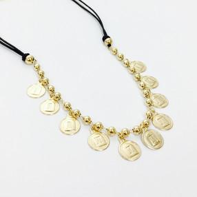 Oro Turquesa: Personalized Handmade Layered 18K Jewelry